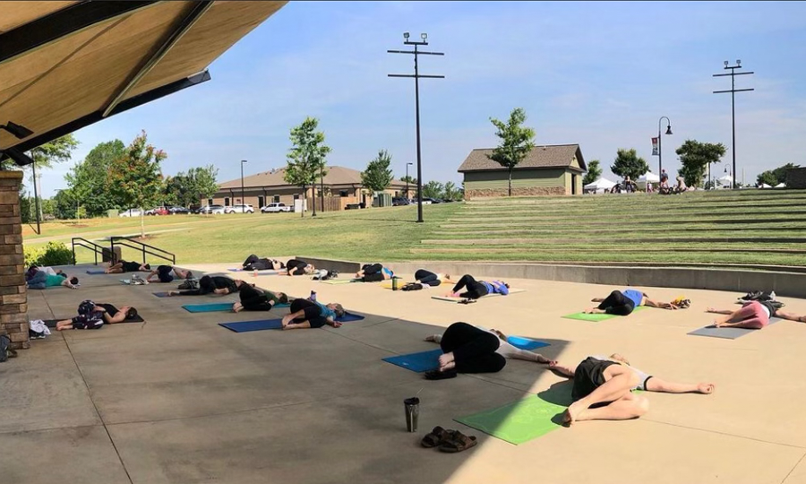 Trailblazer Yoga